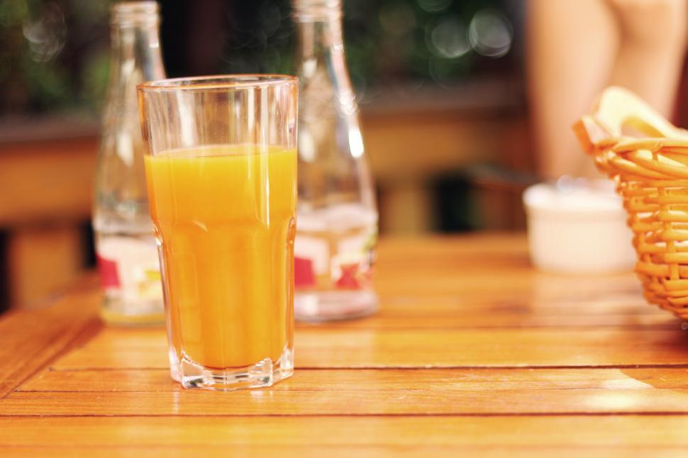 Download Free Stock HD Photo of Orange Juice Online