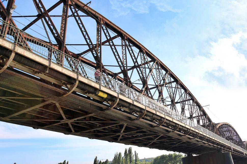 Download Free Stock HD Photo of Railway Bridge Online
