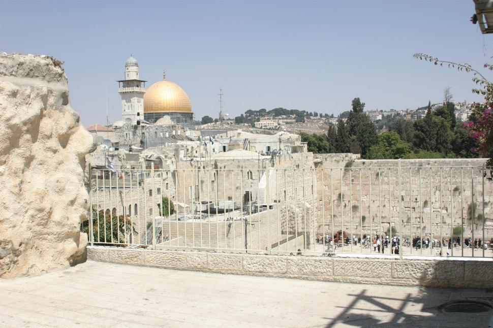 Download Free Stock HD Photo of Old city of Jerusalem Online
