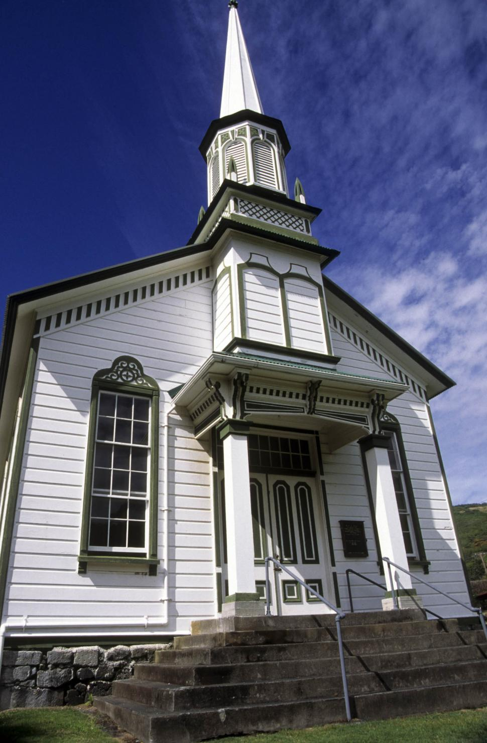Download Free Stock HD Photo of rural church Online