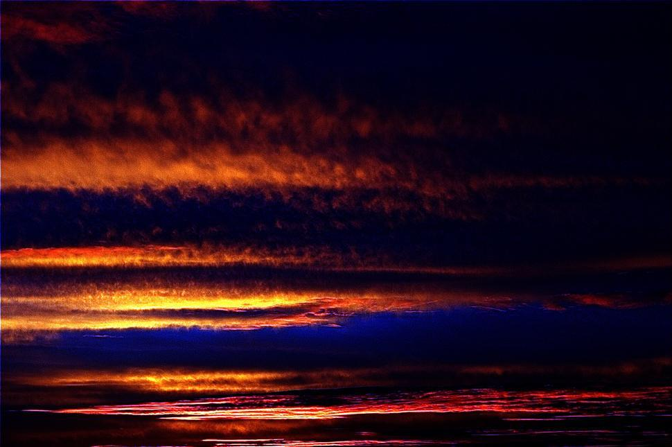 Download Free Stock HD Photo of Dark sunset Online