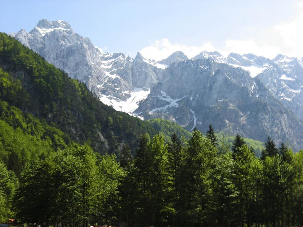 Download Free Stock HD Photo of Alps Online