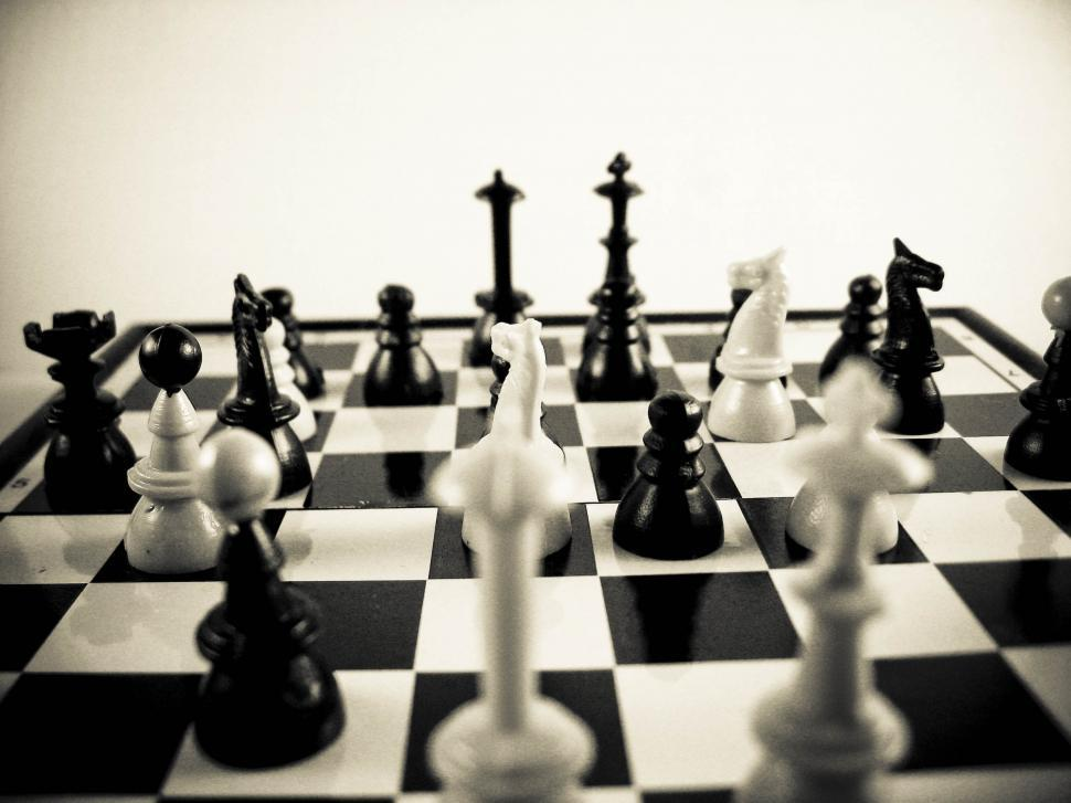 Download Free Stock HD Photo of chess board game Online