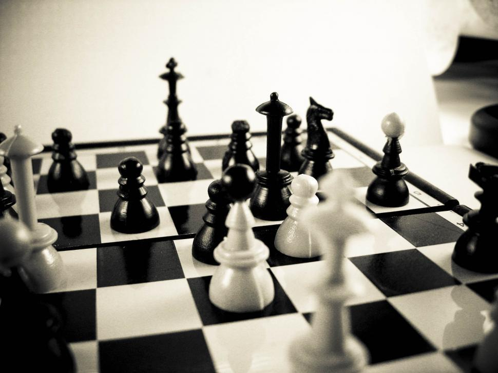 Download Free Stock HD Photo of game of chess Online
