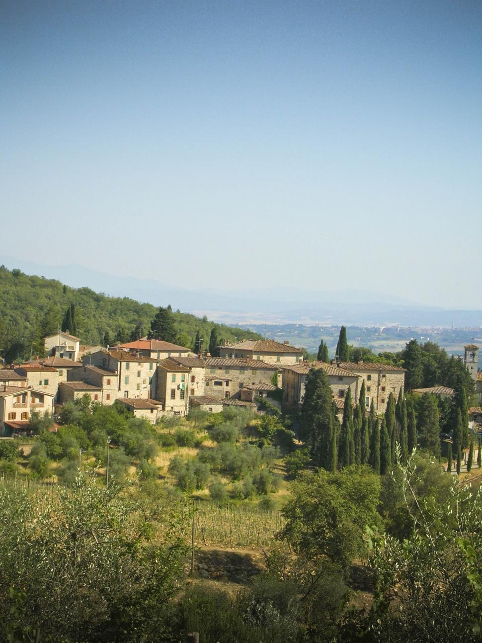 Download Free Stock HD Photo of tuscany village Online