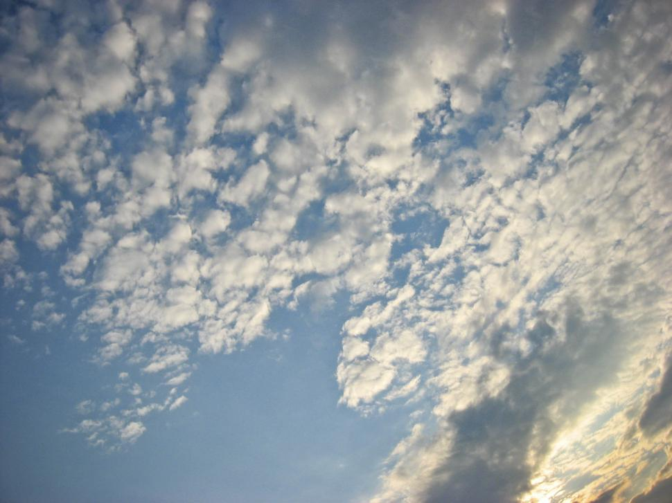 Download Free Stock HD Photo of colorful cloudy sky Online