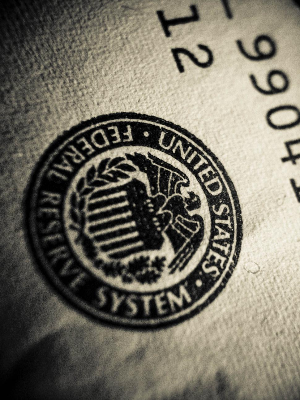 Download Free Stock HD Photo of US federal seal Online