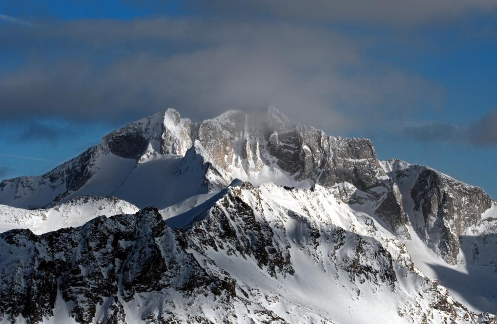 Download Free Stock HD Photo of Alpine landscape Online