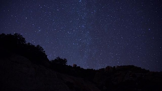 how to take starry night photos