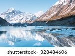 view to hooker lake and mt....
