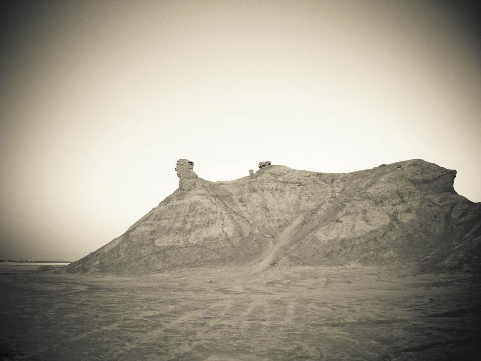 Download Free Stock HD Photo of Tunisian Desert formation Online