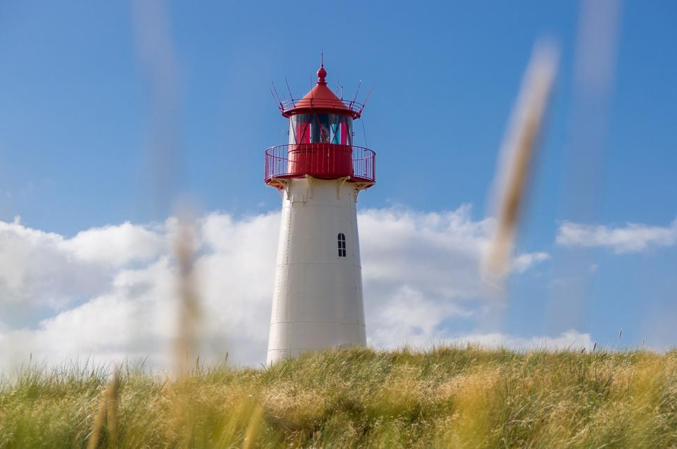 Download Free Stock Photo of tower,  beacon,  structure,  lighthouse