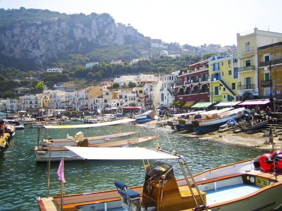 Download Free Stock Photo of Capri on Sicily