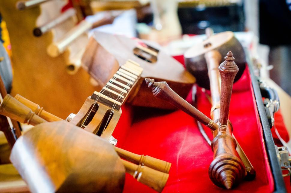 Download Free Stock HD Photo of Thai Stringed Musical Instrument  Online