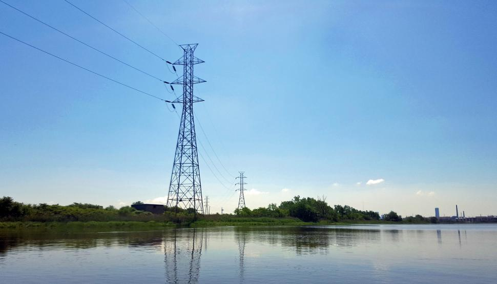 Download Free Stock HD Photo of Power Lines Online