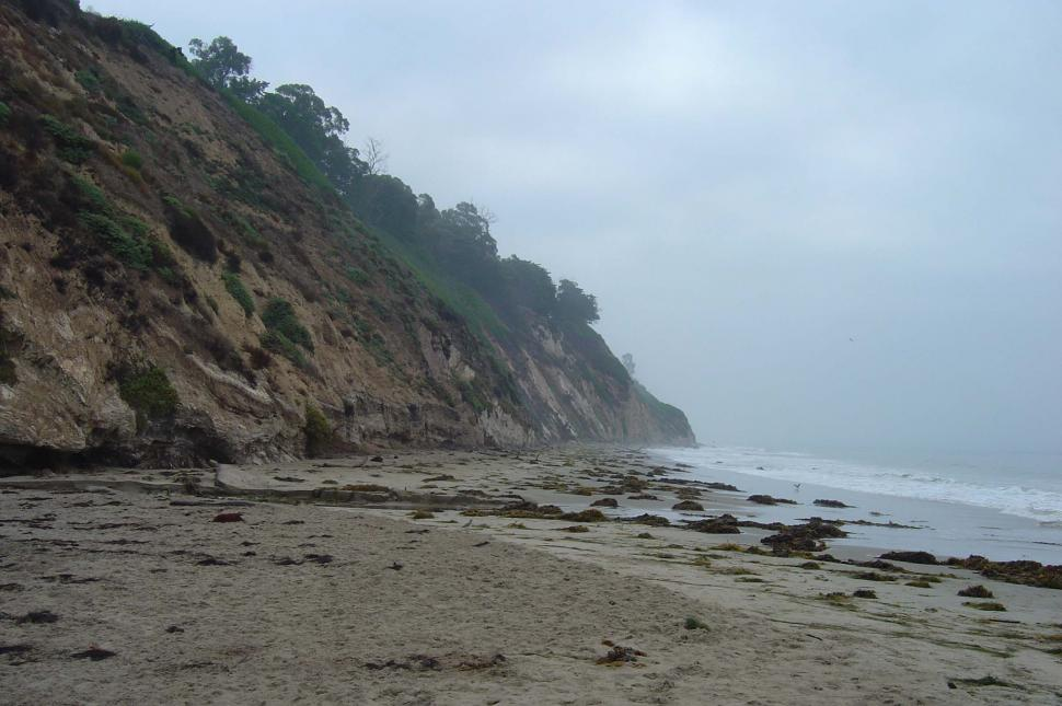 Download Free Stock Photo of CA Beach
