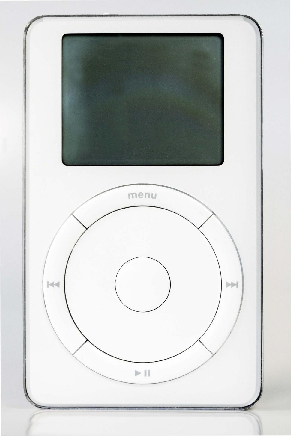 Download Free Stock Photo of Vintage ipod