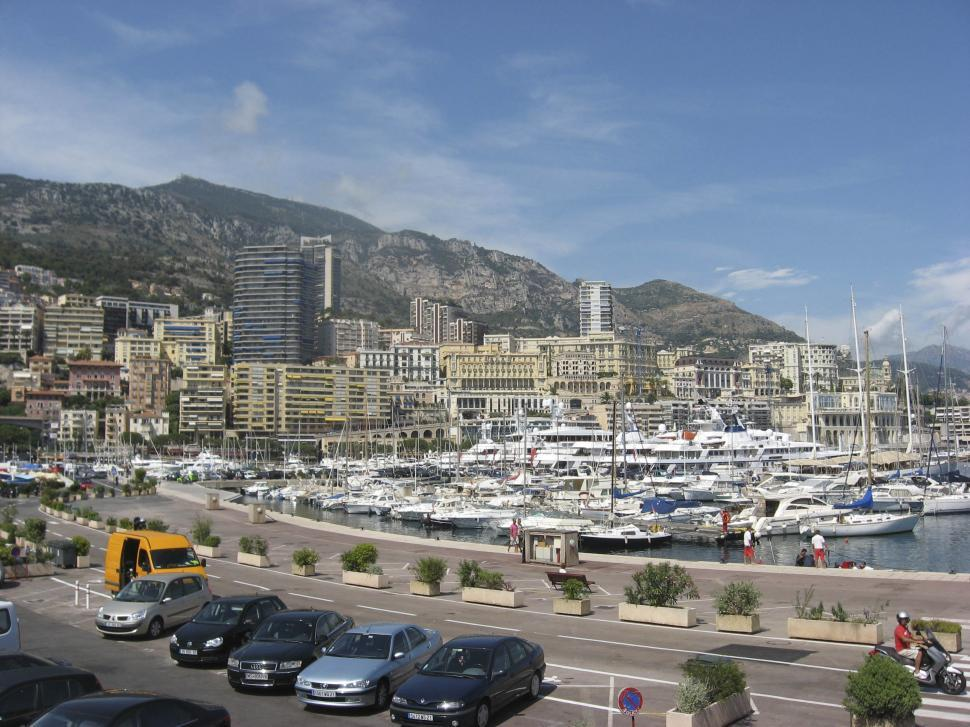 Download Free Stock Photo of Monte Carlo view