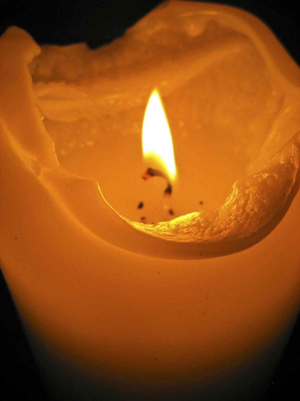 Download Free Stock Photo of candle