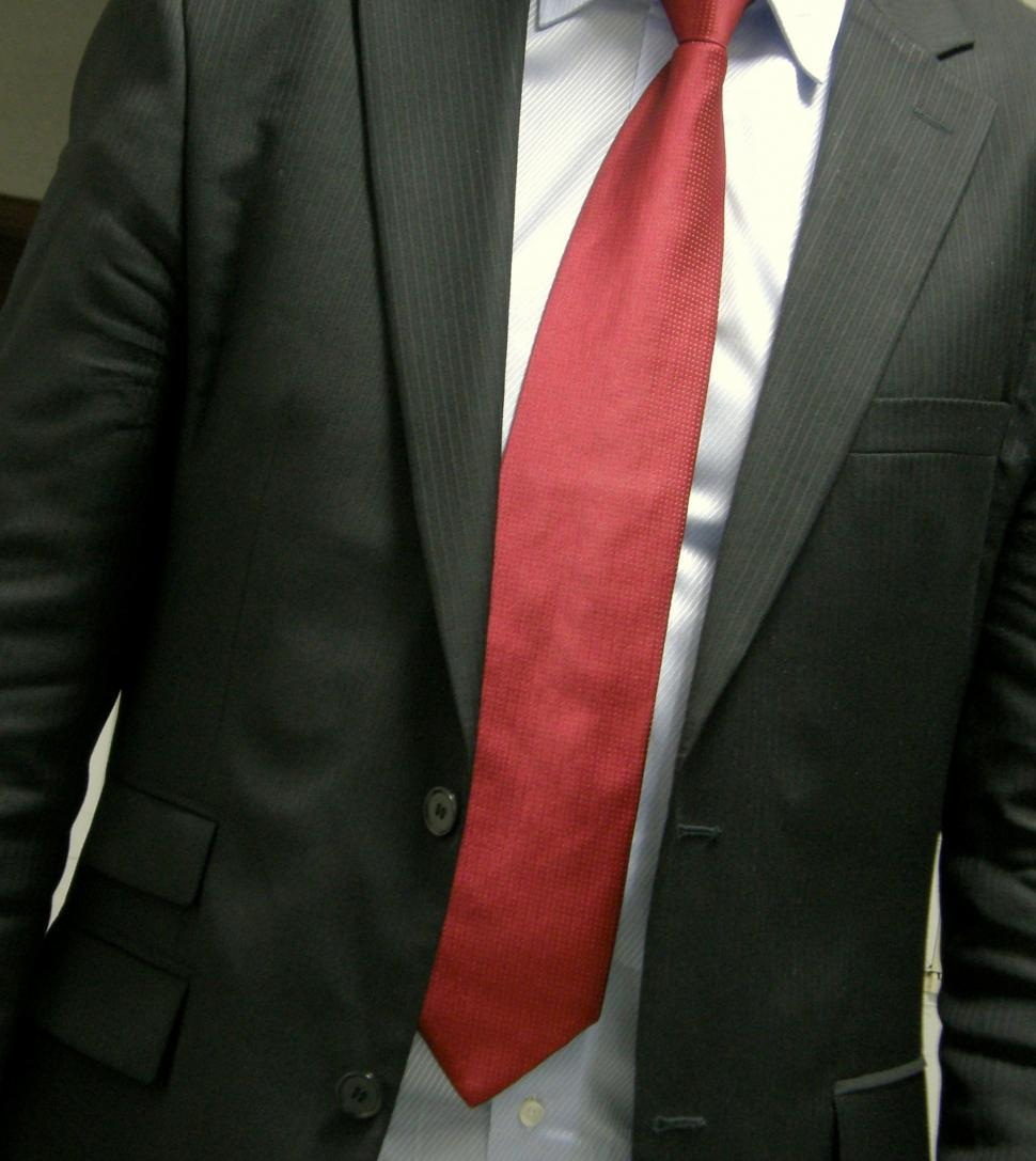 Download Free Stock HD Photo of Red tie Online