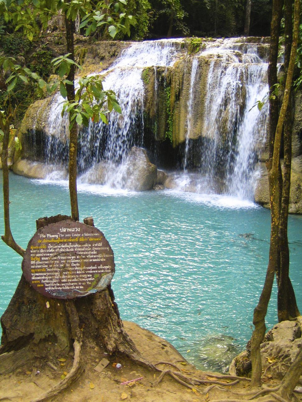 Download Free Stock HD Photo of Small Waterfalls Online