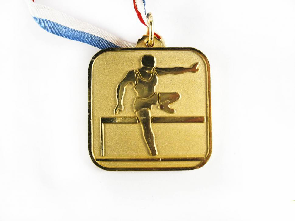 Download Free Stock HD Photo of Gold Medal Online