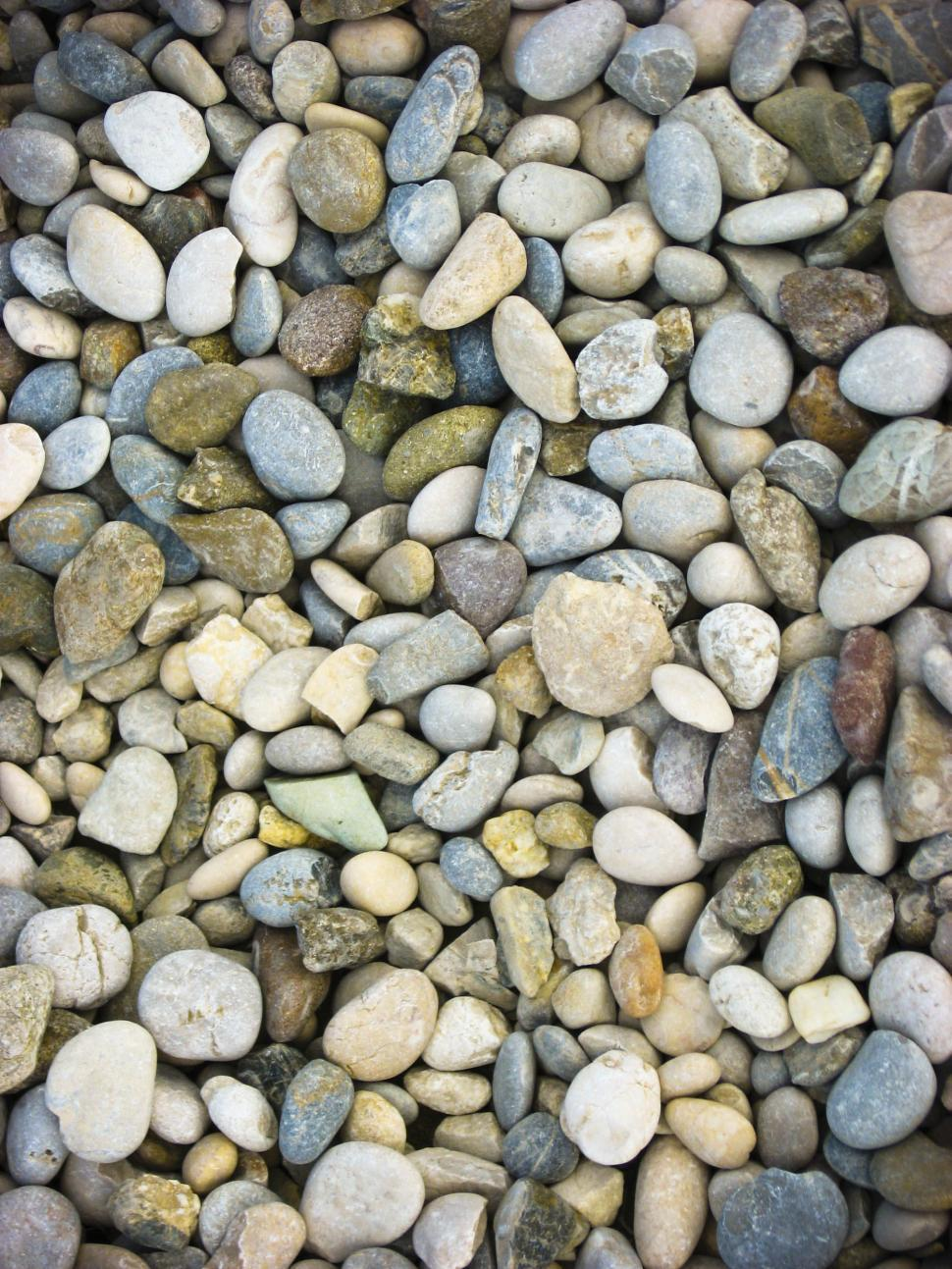 Download Free Stock Photo of pebble background