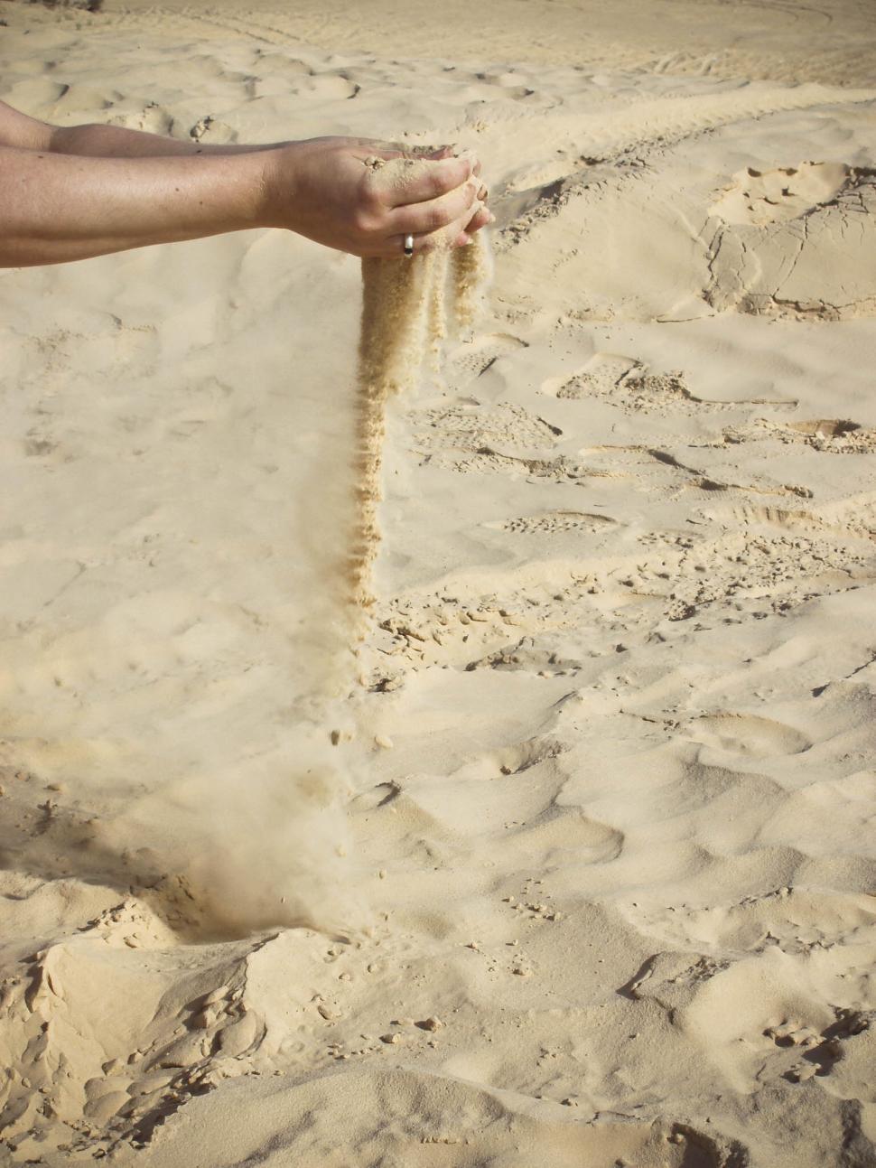 Download Free Stock Photo of Desert sand