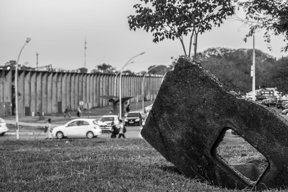 Download Free Stock HD Photo of Concrete Obelisk Online