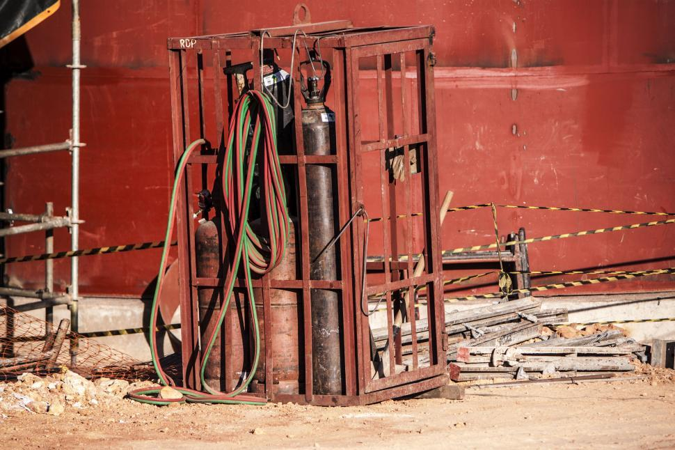 Download Free Stock HD Photo of Gas torch Online