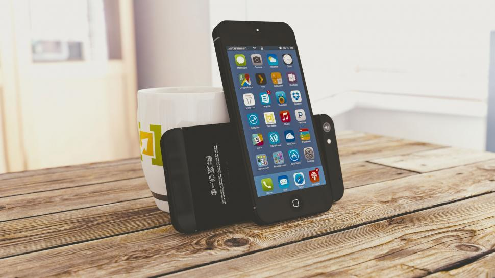 Download Free Stock HD Photo of Iphone Mobile Online