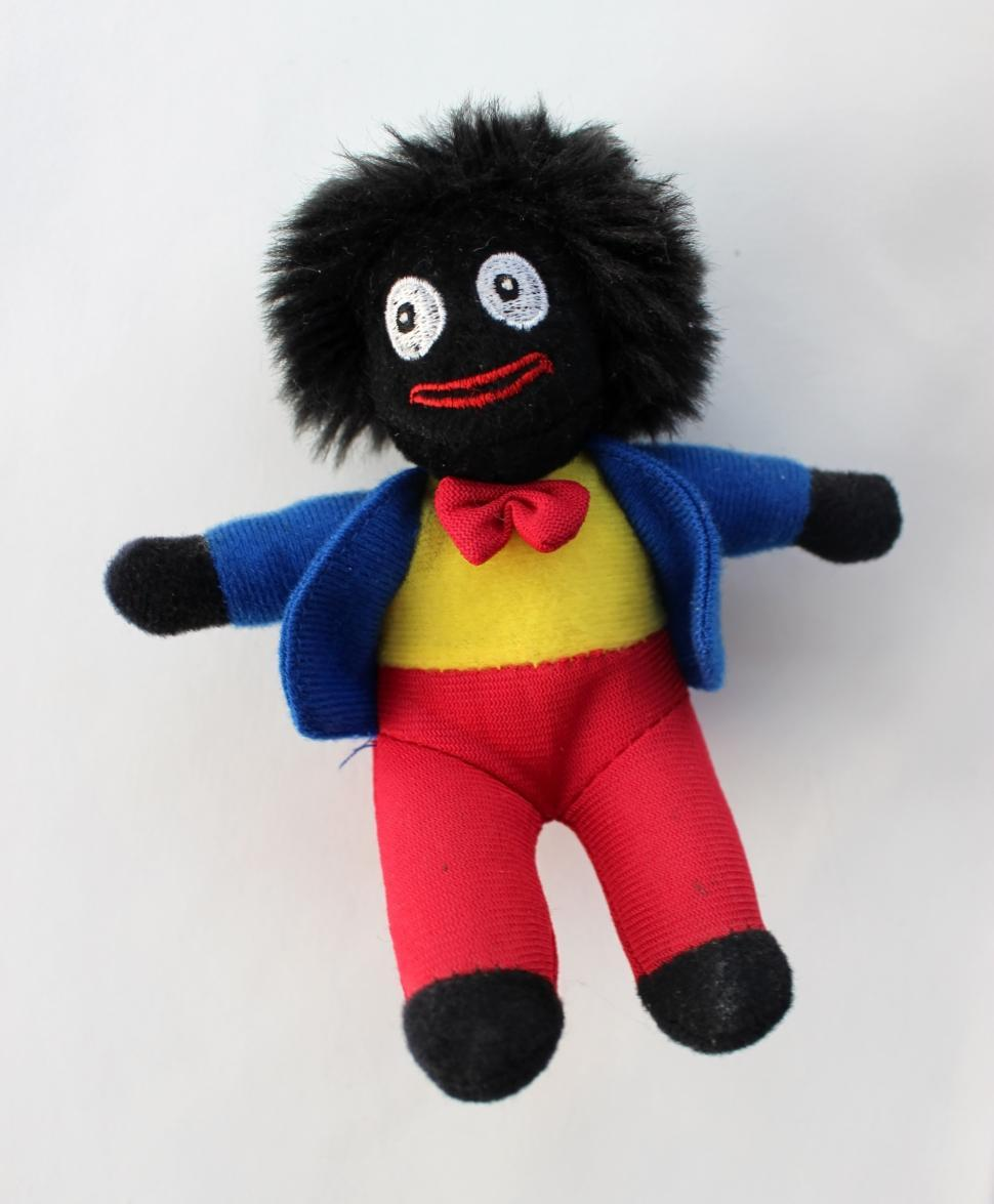 Download Free Stock Photo of Golliwog toy
