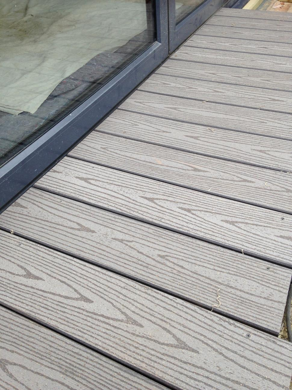 Download Free Stock HD Photo of Composite decking boards  Online