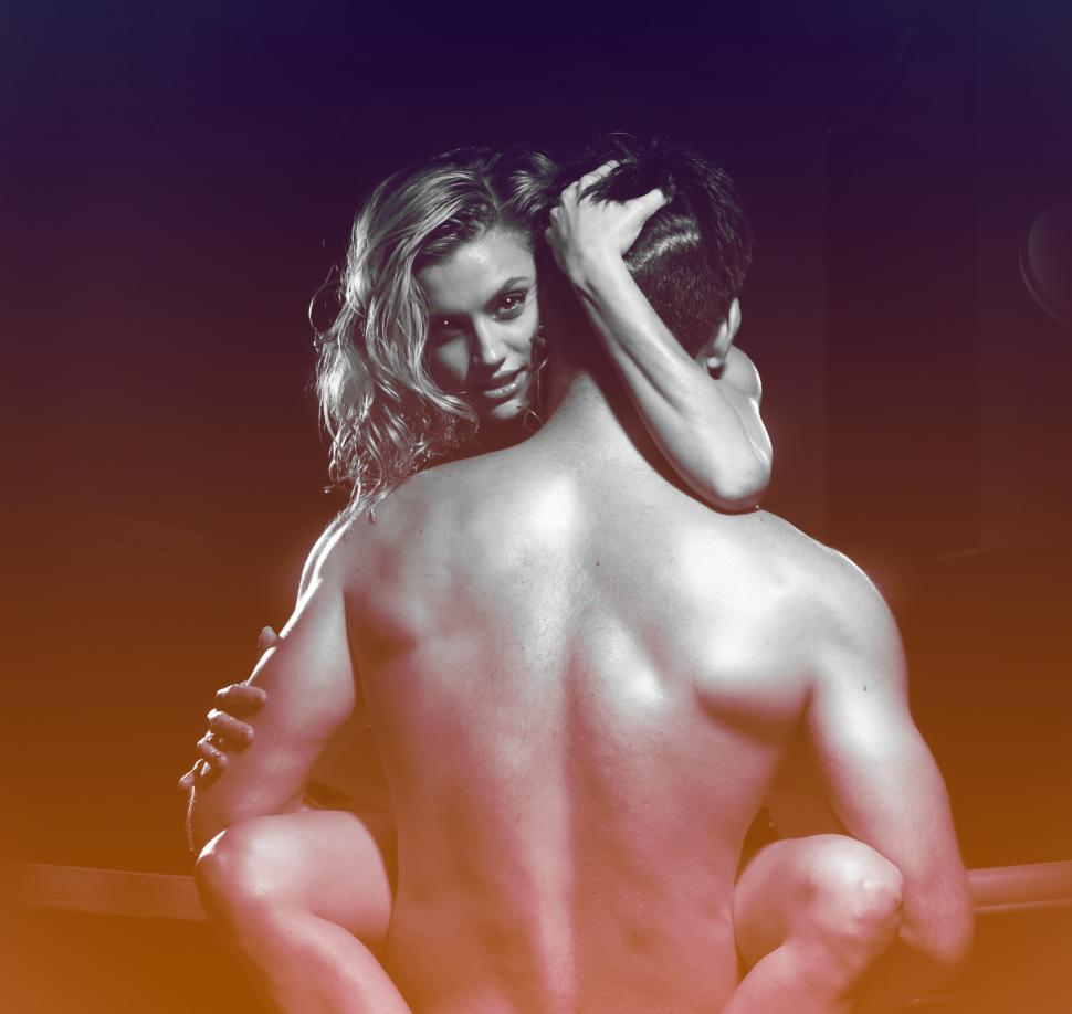 Download Free Stock Photo of Passion - Young Couple in Love
