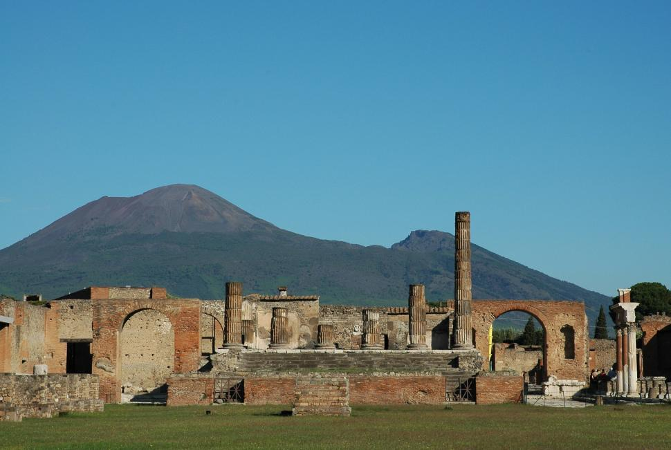 Download Free Stock HD Photo of Pompeii Online