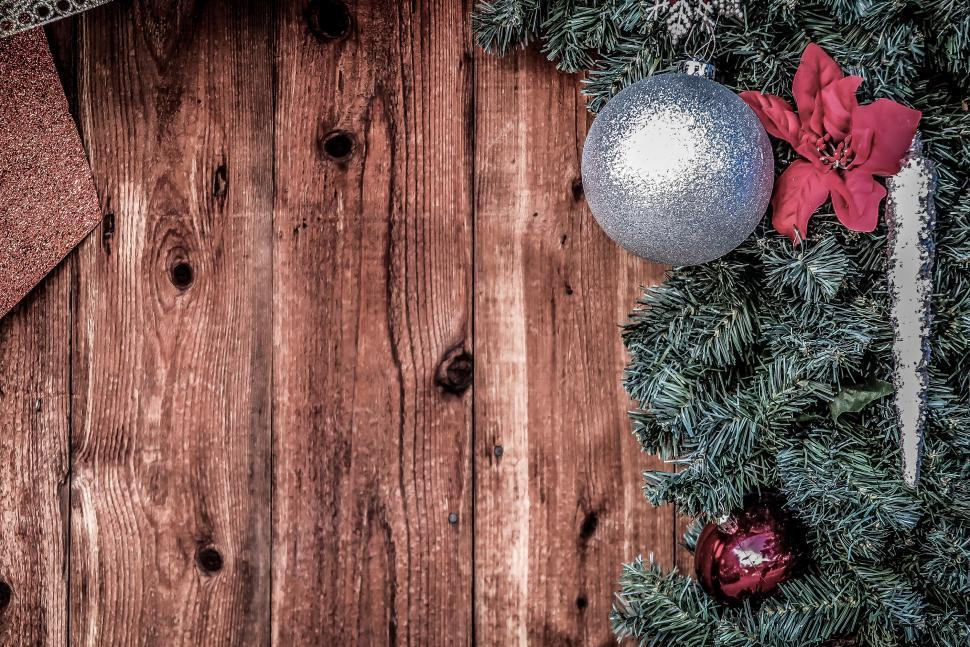 Download Free Stock Photo of Holiday Background