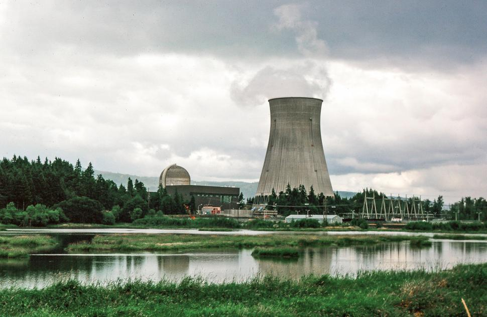 Download Free Stock HD Photo of Humboldt Bay Nuclear Power Plant Online
