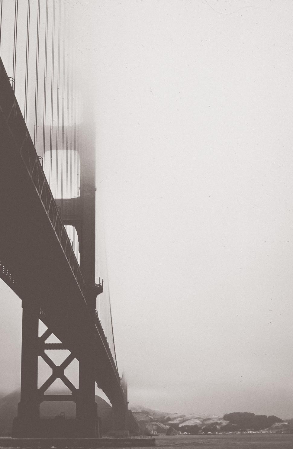 Download Free Stock Photo of Golden Gate Bridge, San Francisco