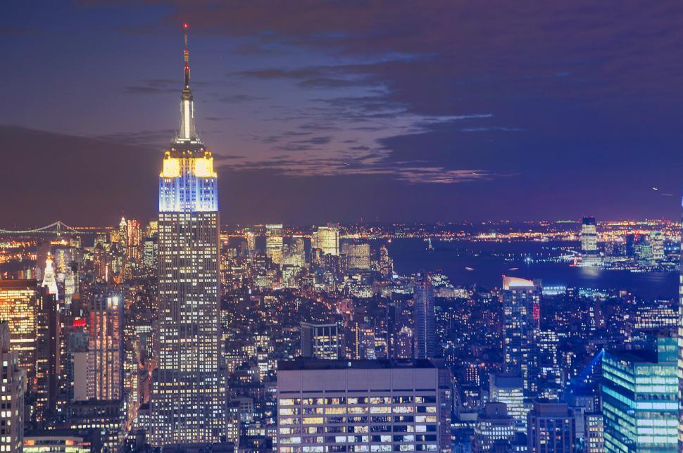 Download Free Stock HD Photo of Empire State Building Online