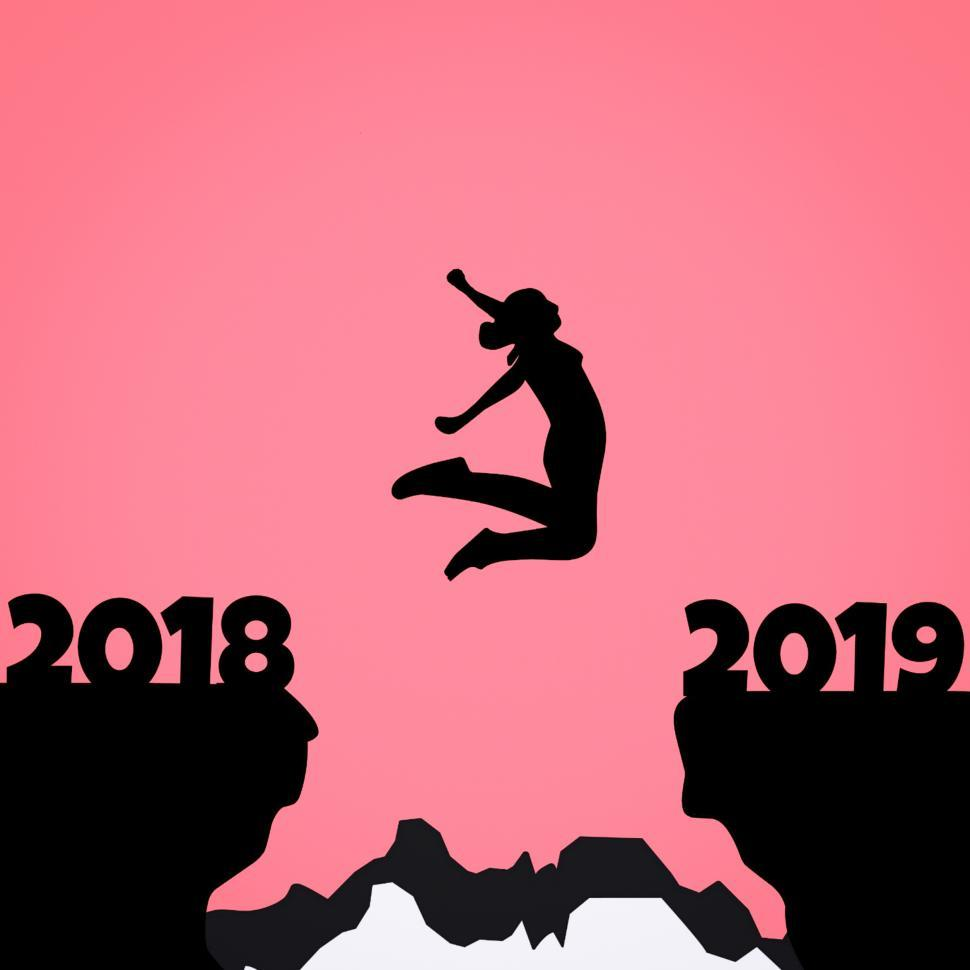 Download Free Stock HD Photo of new year 2019  Online