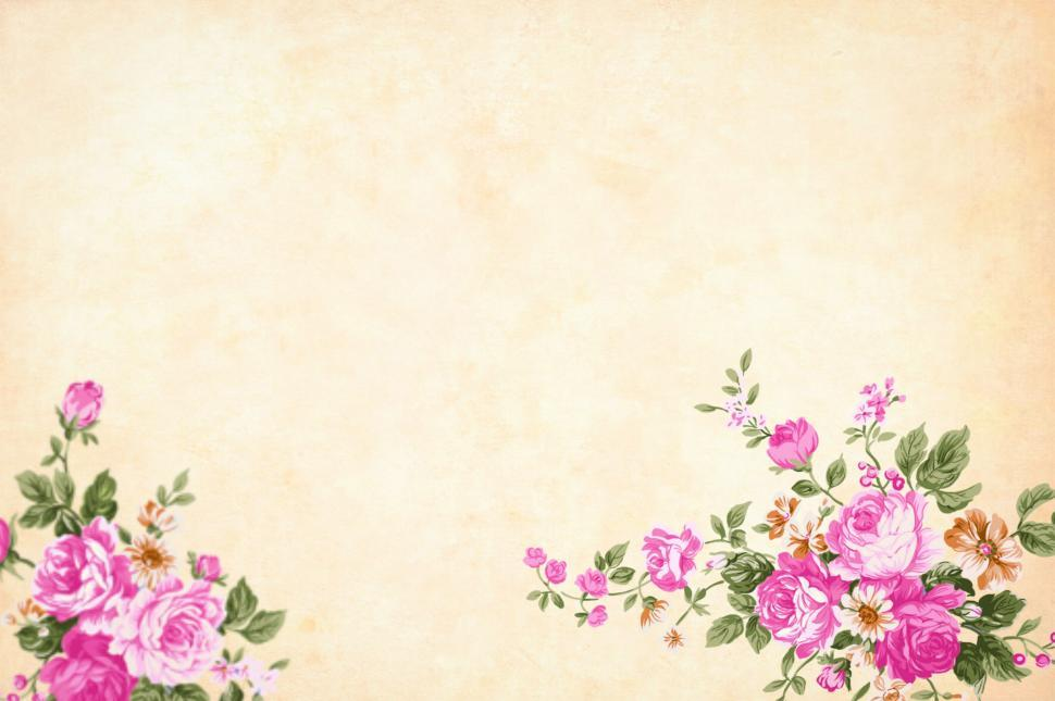 Download Free Stock HD Photo of Flower Background - Two Clusters Online