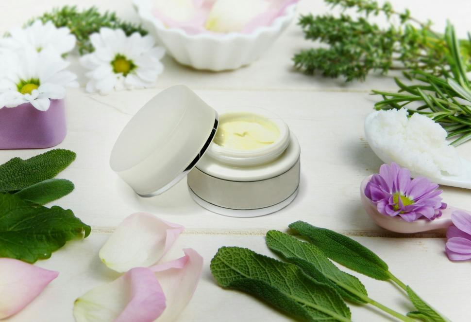 Download Free Stock Photo of skin care cream