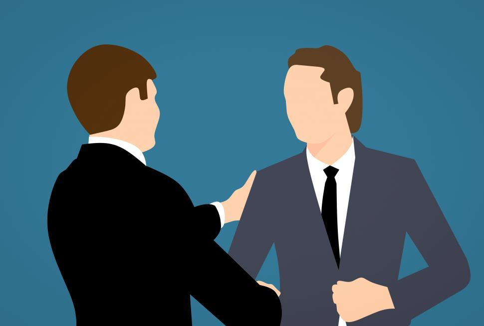 Download Free Stock Photo of job interview