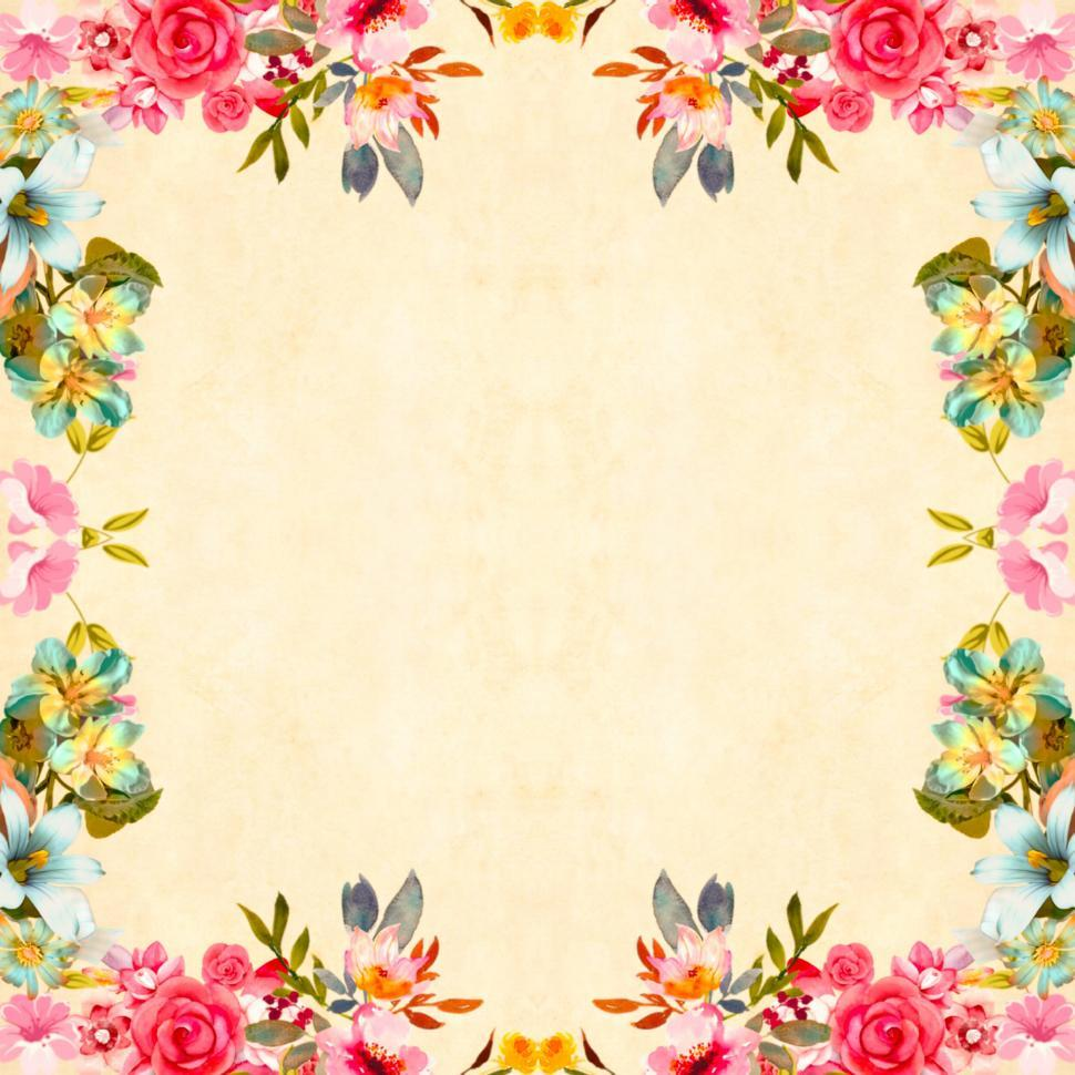 Download Free Stock Photo of Flower Background