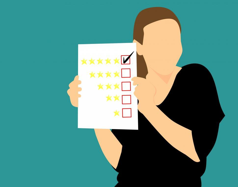 Download Free Stock Photo of feedback Survey
