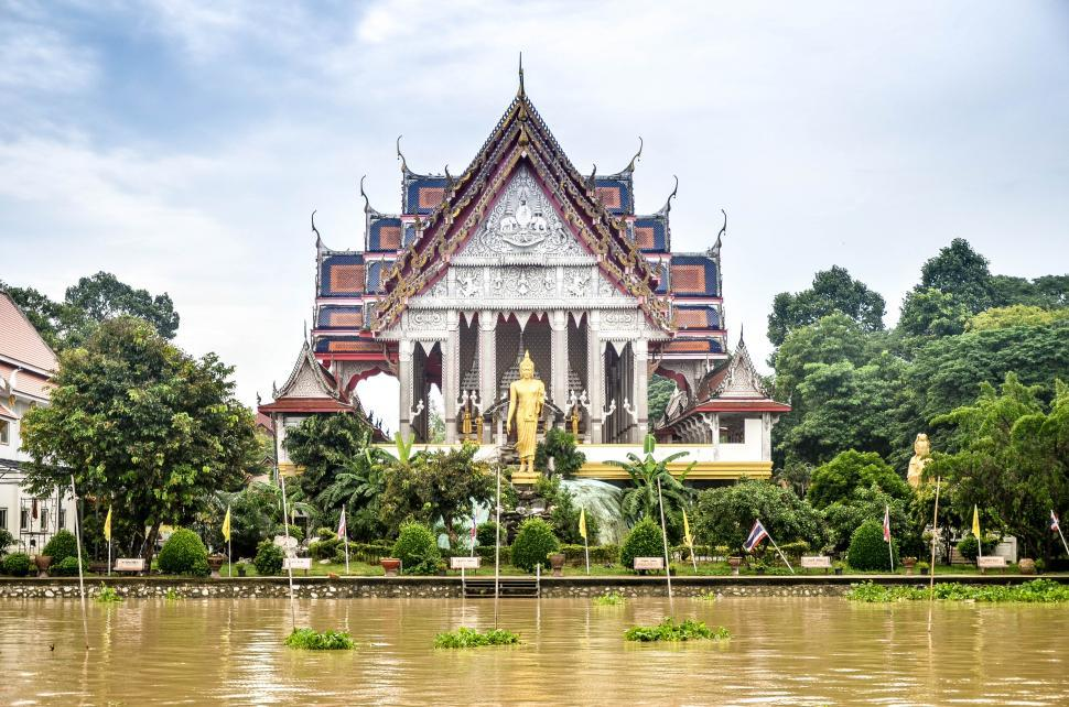 Download Free Stock HD Photo of Temple in Thailand  Online