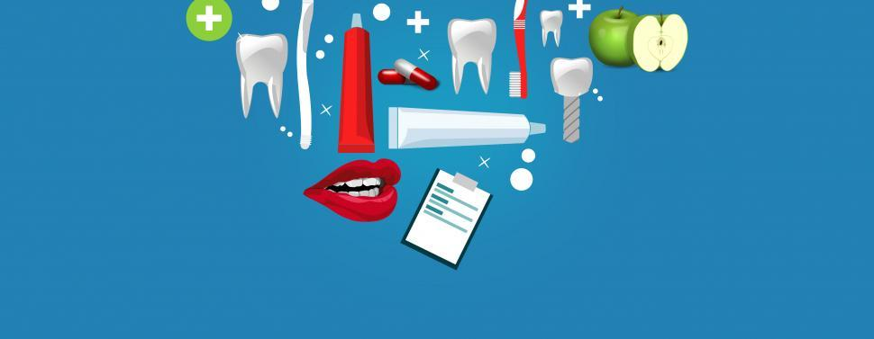 Download Free Stock HD Photo of Oral Care Concept Online