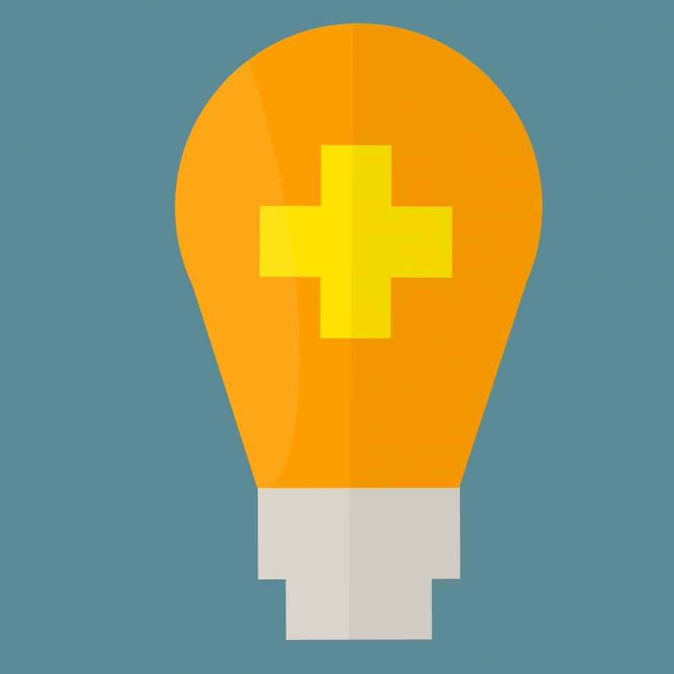 Download Free Stock HD Photo of idea light bulb Illustration  Online