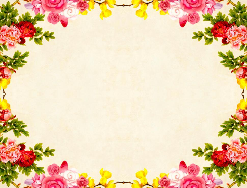 Download Free Stock HD Photo of Flower Background - Complete frame Online