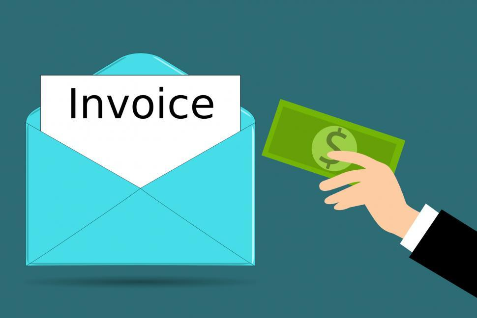 Download Free Stock HD Photo of invoice payment  Online